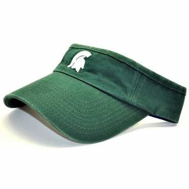 Michigan State Adjustable Birdie Visor