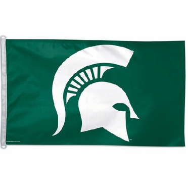 Michigan State Big 3x5 Flag
