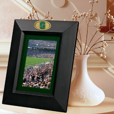Michigan State BLACK Portrait Picture Frame