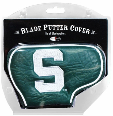 Michigan State Blade Putter Cover