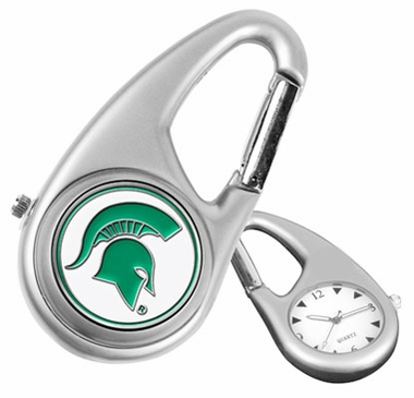 Michigan State Carabiner Watch