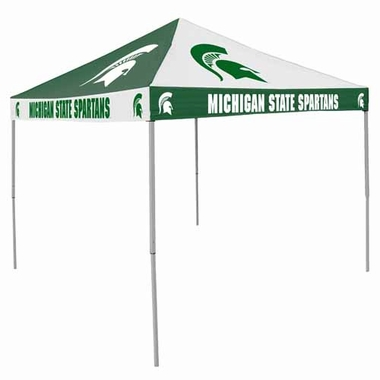 Michigan State Checkerboard Tailgate Tent