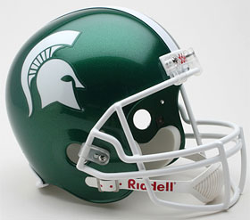 Michigan State Full Sized Replica Helmet