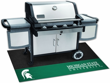 Michigan State Grill Mat