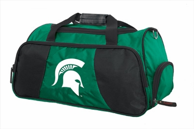 Michigan State Athletic Duffel