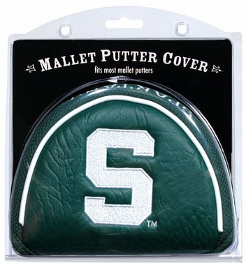 Michigan State Mallet Putter Cover