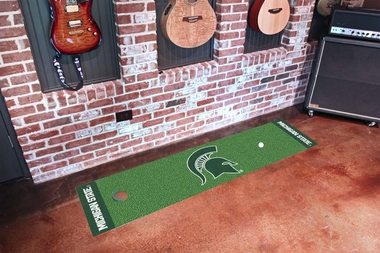 Michigan State Putting Green Mat