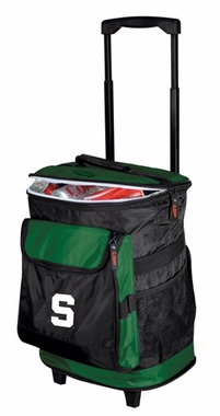 Michigan State Rolling Cooler