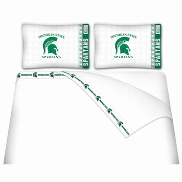 Michigan State Sheet Set