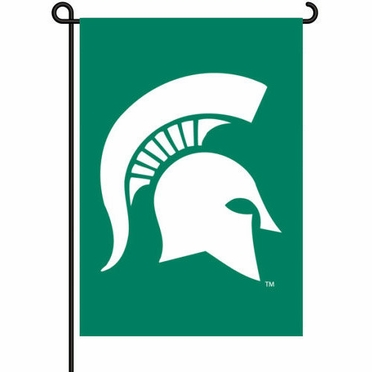 Michigan State Spartans 11x15 Garden Flag