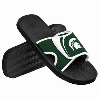 Michigan State Spartans 2013 Shower Slide Flip Flop Sandals