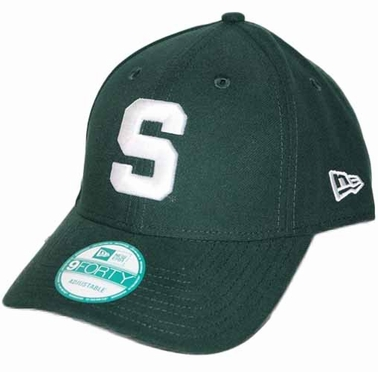 Michigan State Spartans 9Forty The League Adjustable Hat