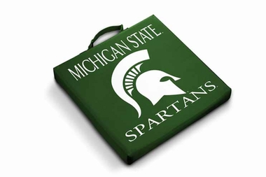 Michigan State Stadium Cushion