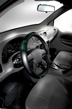 Michigan State Steering Wheel Cover
