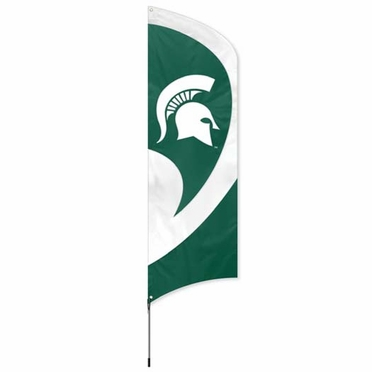 Michigan State Tall Team Flag