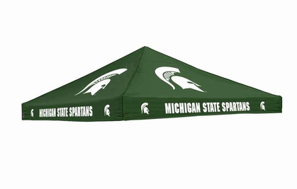 Michigan State Team Color Canopy