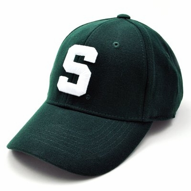 Michigan State Team Color Premium FlexFit Hat