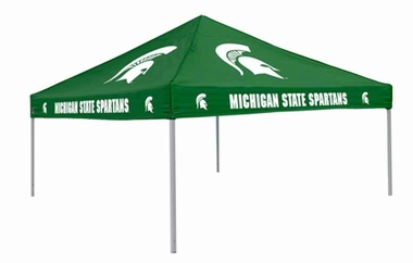 Michigan State Team Color Tailgate Tent