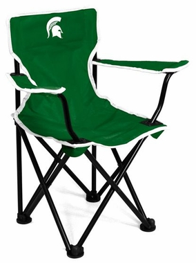 Michigan State Toddler Folding Logo Chair