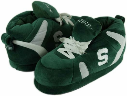 Michigan State UNISEX High-Top Slippers