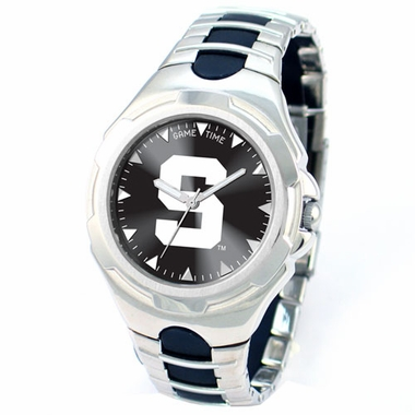 Michigan State Victory Mens Watch