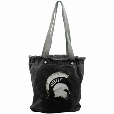 Michigan State Vintage Shopper (Black)