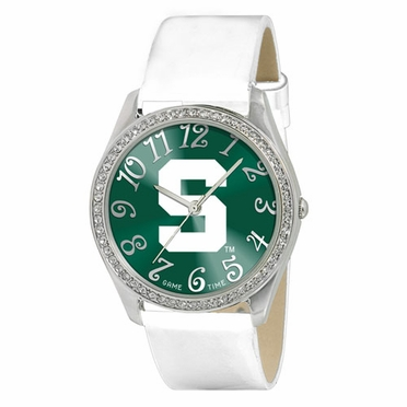 Michigan State Women's Glitz Watch