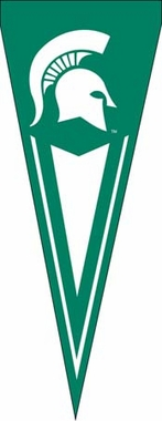 Michigan State Yard Pennant