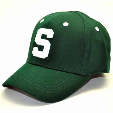 Michigan State Youth FlexFit Hat