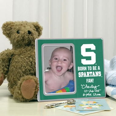 Michigan State Youth Picture Frame