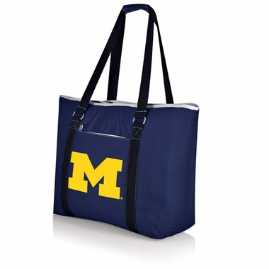 Michigan Tahoe Beach Bag (Navy)