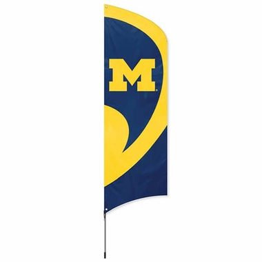 Michigan Tall Team Flag
