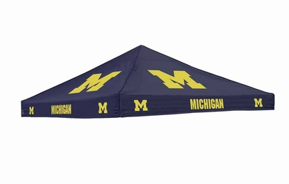 Michigan Team Color Canopy