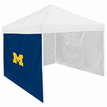 Michigan Team Color Side Panel