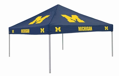 Michigan Team Color Tailgate Tent