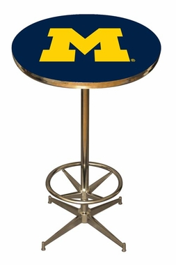 Michigan Team Pub Table