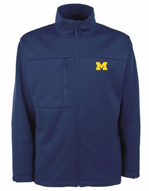 Michigan Mens Traverse Jacket (Team Color: Navy)