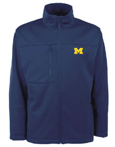 Michigan Mens Traverse Jacket (Team Color: Navy) - Large