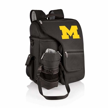 Michigan Turismo Backpack (Black)