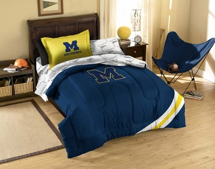 Michigan Twin Bed in a Bag