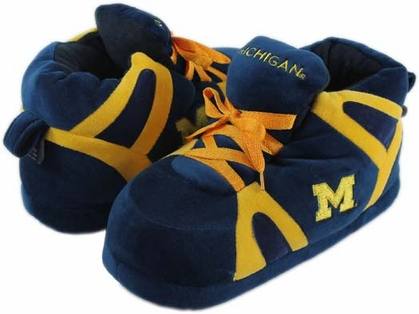 Michigan UNISEX High-Top Slippers