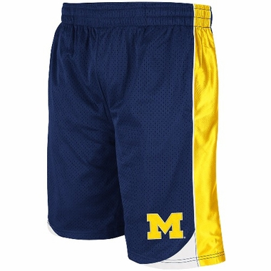 Michigan Vector Performance Shorts