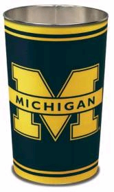 Michigan Waste Paper Basket
