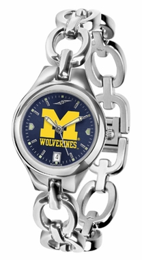 Michigan Women's Eclipse Anonized Watch