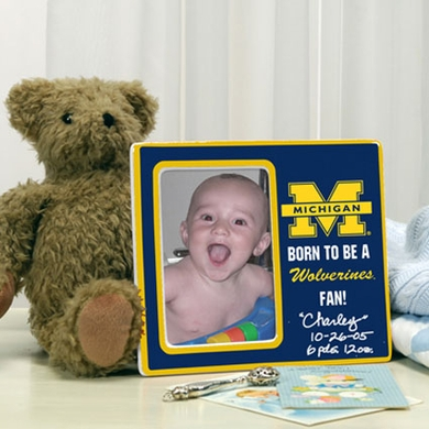Michigan Youth Picture Frame