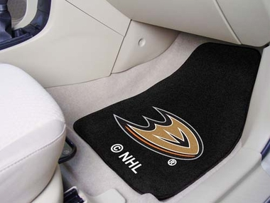 Anaheim Ducks 2 Piece Car Mats