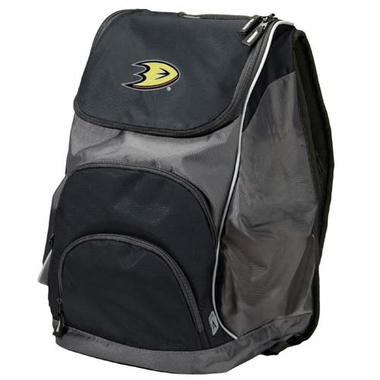 Anaheim Ducks Action Backpack (Color: Black)