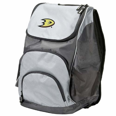 Anaheim Ducks Action Backpack (Color: Grey)