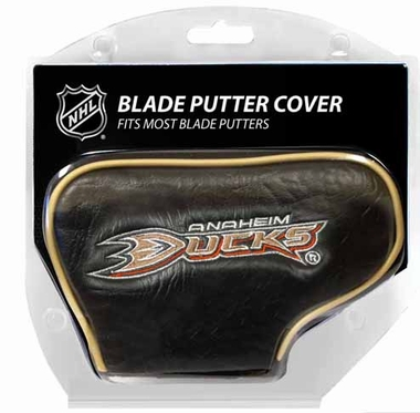 Anaheim Ducks Blade Putter Cover