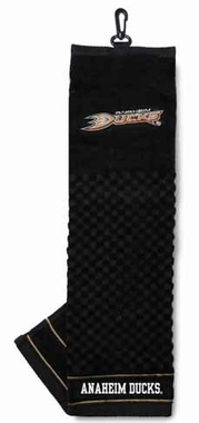 Anaheim Ducks  Embroidered Golf Towel